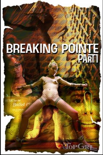 Description Breaking Pointe, Part One - Odette Delacroix, Elise Graves, Betty Blac