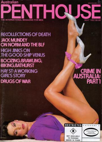 Penthouse Australia 1982
