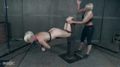 Description Helena Locke, London River In Torture & Humilation