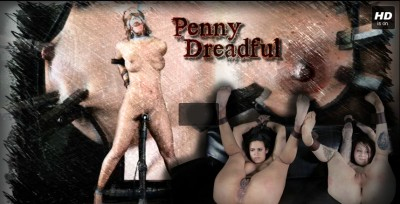 Realtimebondage – Dec 28, 2013 – Penny Dreadful Part 2 – Penny Barber – Mollie Rose