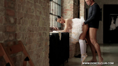 French ava courcelles sodomized by her dance teacher