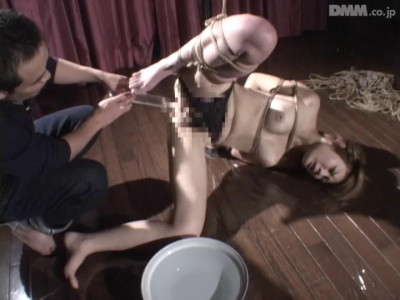Extreme bondage and torture part 8