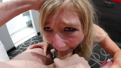 April Aniston Teenage Anal Cumshower - Full HD 1080p