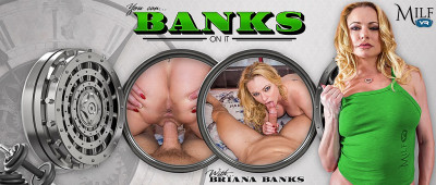 Briana Banks — You Can Banks On It (Virtual Reality, 1080p)