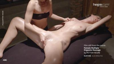Female Multiple Orgasm Massage
