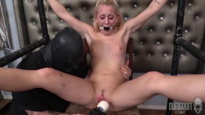 Description Aubrey's First Bondage