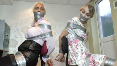 Borderland Bound - Tlula, Chloe & Lacey in: Unlucky Spy Babe Interrupts...