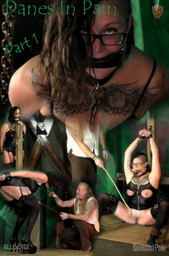 Sensualpain – Danes in Pain part 1