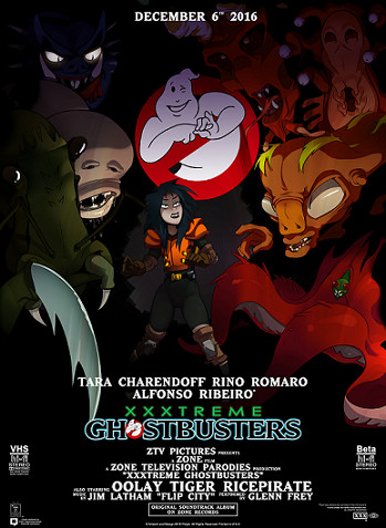 Description XXXtreme Ghostbusters