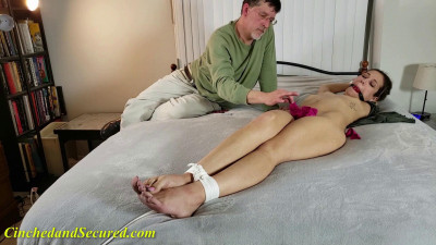 Garnet Rose — Bed Bound and Helpless