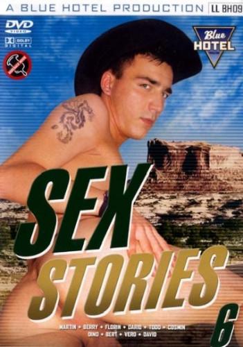 Bareback Sex Stories Vol. 6 - Martin, Berry, Florin