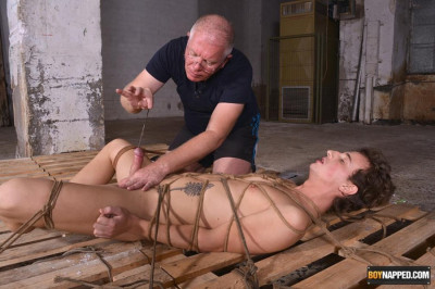 Boynapped Crazy Kinky Cock Play For Casper part 1