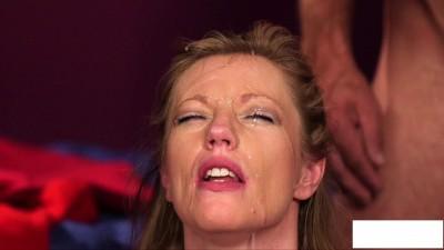Holly Kiss Cum Bucket Challenge