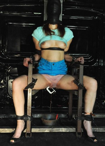 Infernal Restraints – Prisoner Transport 1 (Calico Lane)