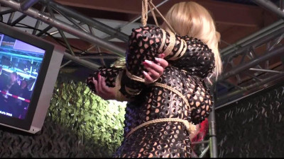 Supertightbondage — Predicament and Flexibility Challenge for Dany Blonde