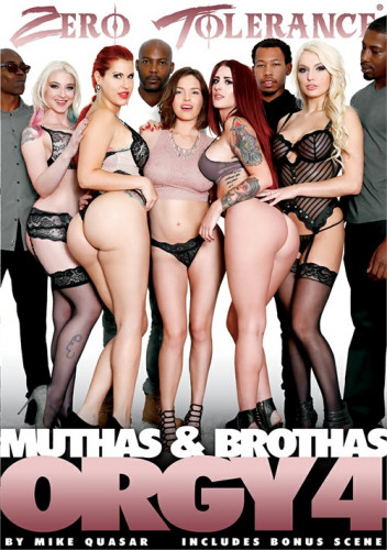 Muthas & Brothas Orgy vol 4