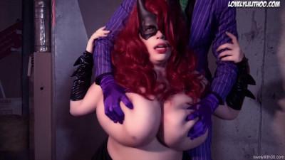 Lovely Lilith - Bat Girl Bukkake