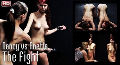 EP - Nancy vs Anette - The Fight HD 2014