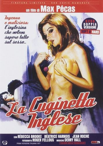 Description La Cuginette Inglese (1975) - Mary Mendum, Jean Roche, Beatrice Harnois