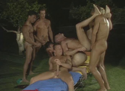 Raw Gangbang Anthology