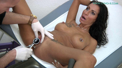 Valentina Sierra 42 years woman gyno exam