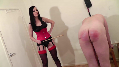 Miss Jessica And Hand Spanking part 21