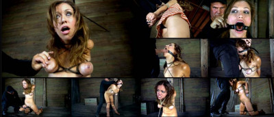 Cute Girl Next Door Sexually Destroyed, Eyes Rolling Back Into Head During Massive Orgasms 2013