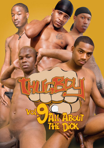 Thug Boy Vol. 9 All About The Dick - Jason Tiya, Johnny Boy