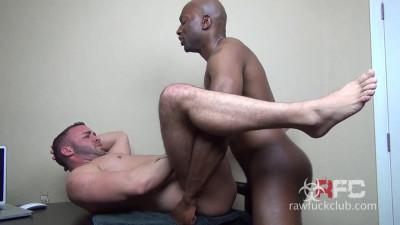RawFuckClub - Champ Robinson & Marcus Mateo