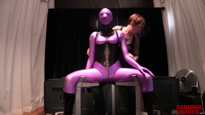 Purple Haze – Charlotte Fetish