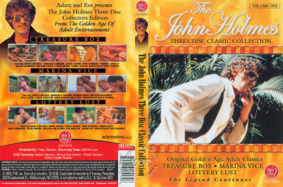 Marina Vice 1985 (The John Holmes Classic Collection)