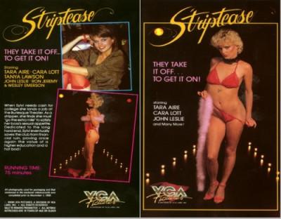 Description Striptease