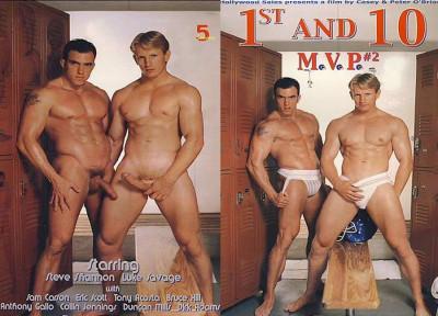 1st And 10 M.V.P. Vol 2 - Luke Savage, Steve Shannon, Collin Jennings
