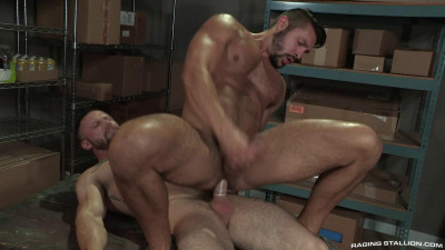 Description RagingStallion - 24 Hour Boner Scene 4