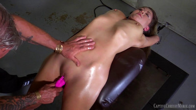 Erotic Stretched Belly Play