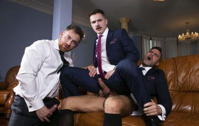 Suited Hustler (Austin Sugar, Jonas Jackson, Manuel Skye)