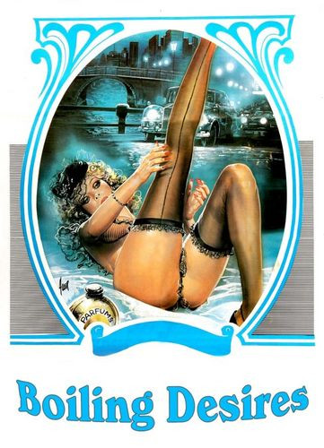 Boiling Desires (1987) – Candie Evans, Bunny Bleu