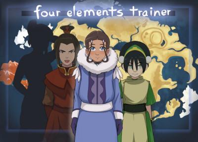 Description Four Elements Trainer Ver.0.8.3