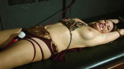 AnastasiaPierce – The Perils Of Princess Leia – Stretched To The Max