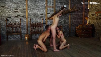 MyDirtiestFantasy – Dirty Sinners Sc.3 Pt.1 – Daniel Karrington, Erik Devil & Izan Loren