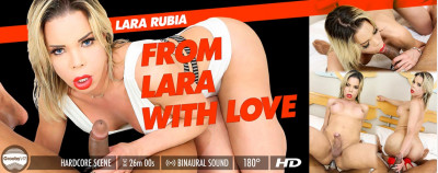From Lara With Love