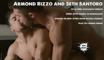 Armond Rizzo and Seth Santoro.