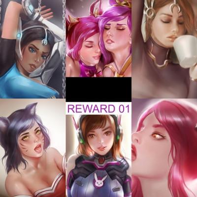 Reward Vol. 1