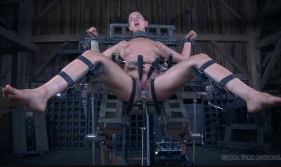Description Extended Bondage & Tortures For Abigail Dupree