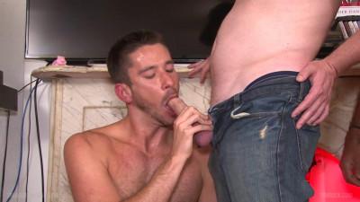 Owen Powers Bukkake Swallow Party