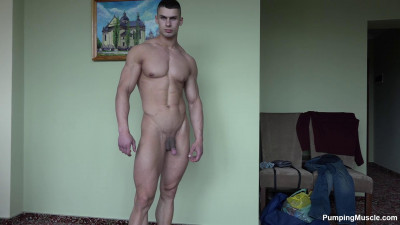 Andrei V  Photoshoot #2 part 2 Nude FHD