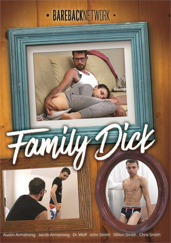 Bareback Network — Family Dick Vol.4