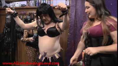 Song Of Suffering - Introducing Dahlia Snow And Jennifer Tickle Torment
