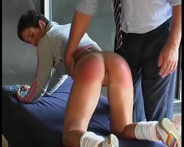Spanked School Girl Porn Videos Part 2 ( 10 scenes) MiniPack