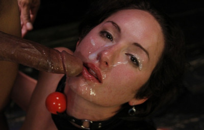 Evelyn Earns a Ride with Domination & Rough Outdoor Sex- Horny hero